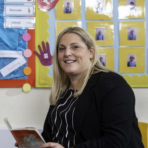 Picture by Allan McKenzie/AMGP.co.uk - 09/10/20 - Commercial - St Josephs CoE Primary School - Castleford, England -